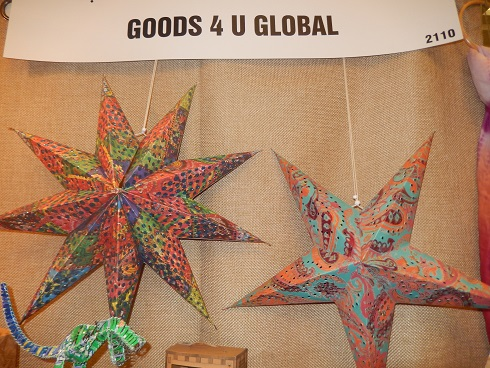 Fair Trade, wholesale, jewelry and gifts.