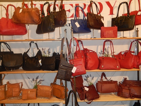 Viceroy Fine Leather handbags and wallets